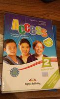 Access student's book grammar workbook podręcznik