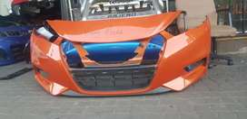 NISSAN MICRA FRONT BUMPER AVAILABLE