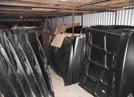 На Ваз 2110 2109 Капот крыло бампер фары двери приора калина нива