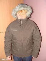 kurtka zimowa damska bardzo ciepła Quenchua