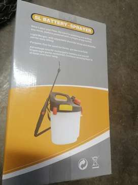 5 litre battery operated Sprayer for sale