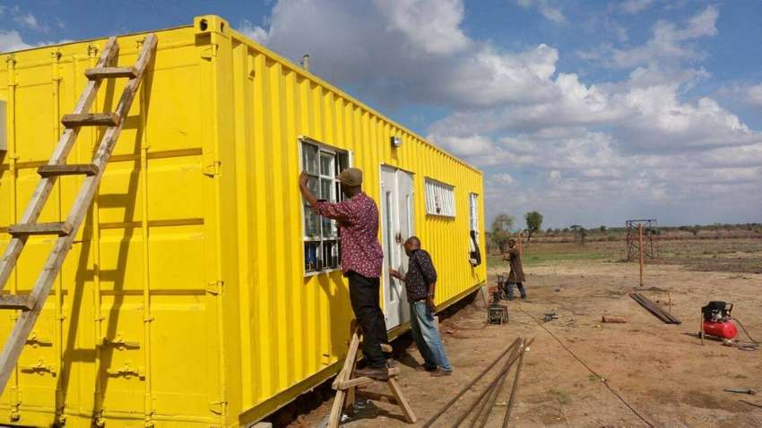 40ft Container Offices 0