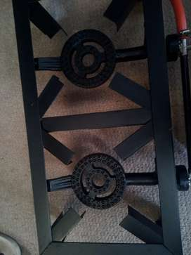 Two Plate Gas Stoves For Sale