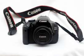 Canon 600D with 24mm 2. Lens