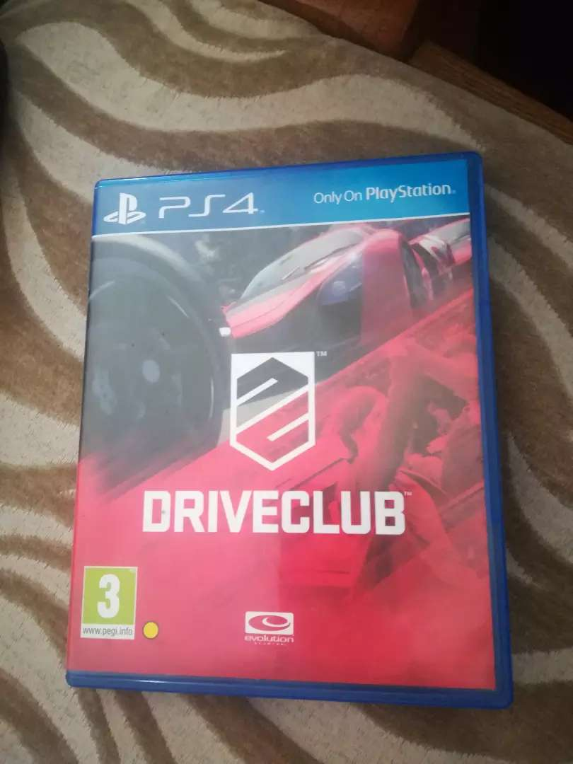 Ps 4 game 0