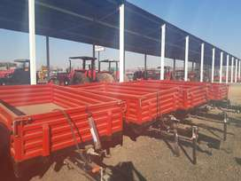 Farming Tipper Trailers For Sale