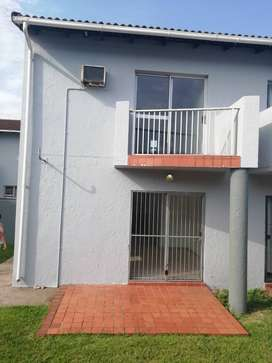 Flat is situated in upmarket area in Arboretum,Richards bay.