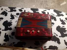 Old  small accordiuim
