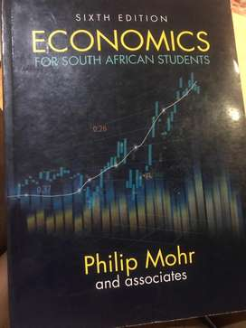Economics For South African Students 6ed