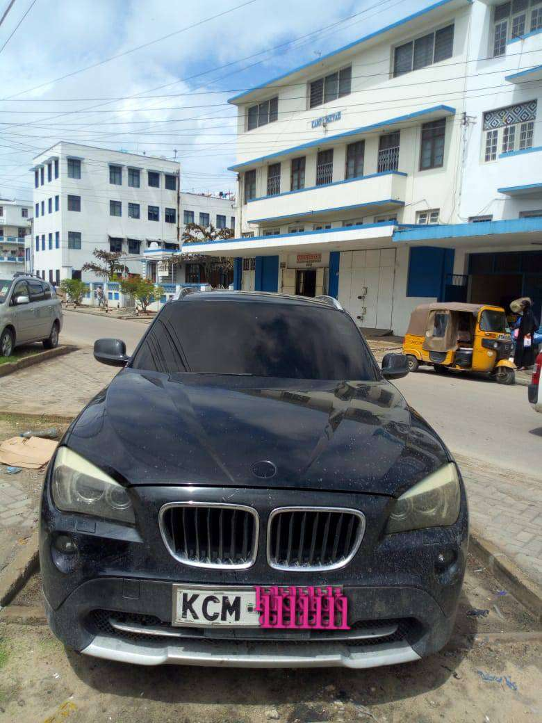 BMW KCM  X1  lightly used for sale at Mombasa town 0
