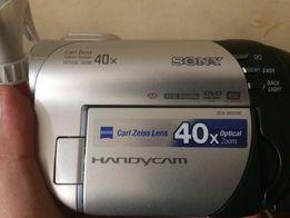 Sony dvd video, видеокамера.