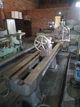 Dean, Smith and Grace 2m lathe for sale