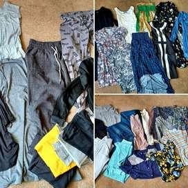Women's second-hand clothes