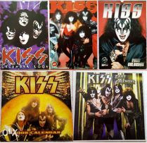 KISS календари