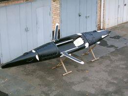 """Лодка для прибрежной гребли""""Касатка"""""""