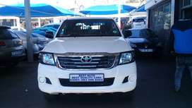 2015 Toyota Hi-lux 2.5 Engine Capacity with Manuel Transmission,Electr