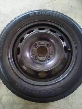 14 inch ford spare wheel pcd 4/108