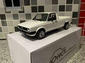 VW Caddy Bakkie 1:18 scale - LIMITED EDITION - NEW IN BOX