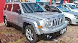 2012 Jeep Patriot 2.4 CVT Limited edition A/T for sale