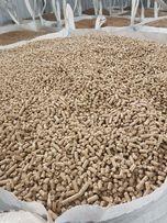 Пеллеты древесные от производителя 2800грн\т