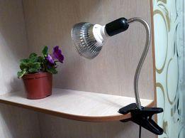 Гибкий светильник для установки фитолампы (держатель) - Grow LED