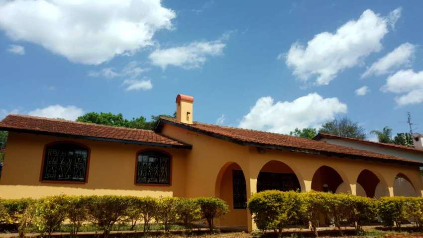 4 bedroom house to let in Loresho 0