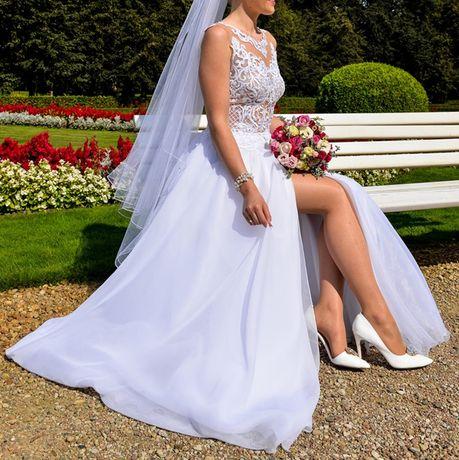 Suknia ślubna Chełm - image 6