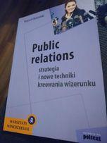 Książka Public relations Budzyński tanio