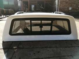 Caddy canopy for double cab toyota legend 45