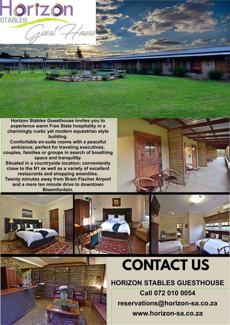 Horizon Stables Guest House 0