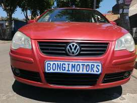 VOLKSWAGEN POLO BUJWA 1.6 WITH LEATHER INTERIOR DESIGN