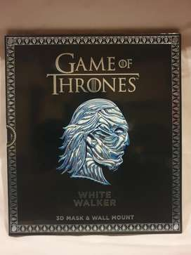 Game of Thrones 3D mask and Wall mount