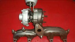 Turbina Turbosprężarka Bora, Golf IV, Beetle