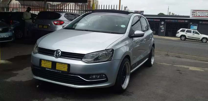 2016 VW Polo Tsi 1.2 Sunroof 0