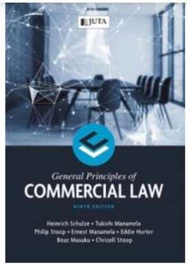 Principles of Commercial Law And Summaries