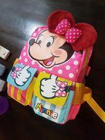 Детский рюкзак 3D Минни