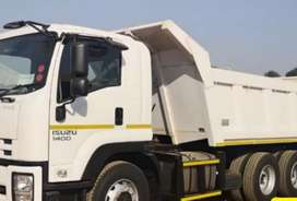 RELIABLE 'RUBBLE REMOVAL TLB HIRE TIPPER TRUCK HIRE