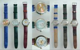 SWATCH AUTOMATIC WATCHES