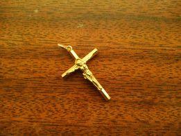 Продам золотой крестик