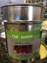 Лазурь-імпрегнант для дерева 10л, jubin lasur
