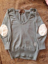 Фирменый реглан, легкий свитерок, кофта для мальчика