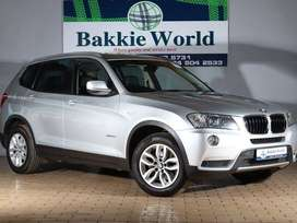 2014 BMW X3 xDRIVE20d Auto Face Lift