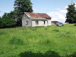 Dom wraz z budynkami gospodarczymi na działce 0,5 ha