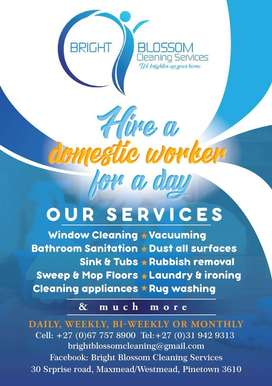 Bright Blossom Cleaning Services
