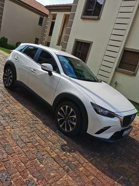 Mazda CX-3 2.0 DYNAMIC 6000km