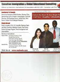 Work and study in Canada. Admission is on now! 0