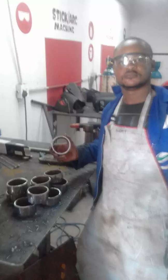 I can do co2 ,arc,gas cutting,Tig welding, aluminium and all other 0