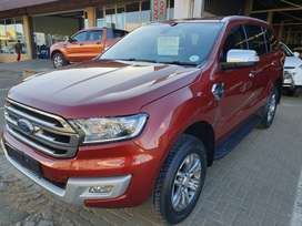 /2017 Ford Everest 2.2TDCI XLT 4x2 Auto-Only 113500km-R359900