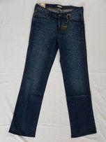 WRANGLER SARA spodnie damskie jeansy wiele rozmiarów! W212ZB28S