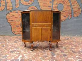 Beautiful Ball & Claw Drinks Cabinet